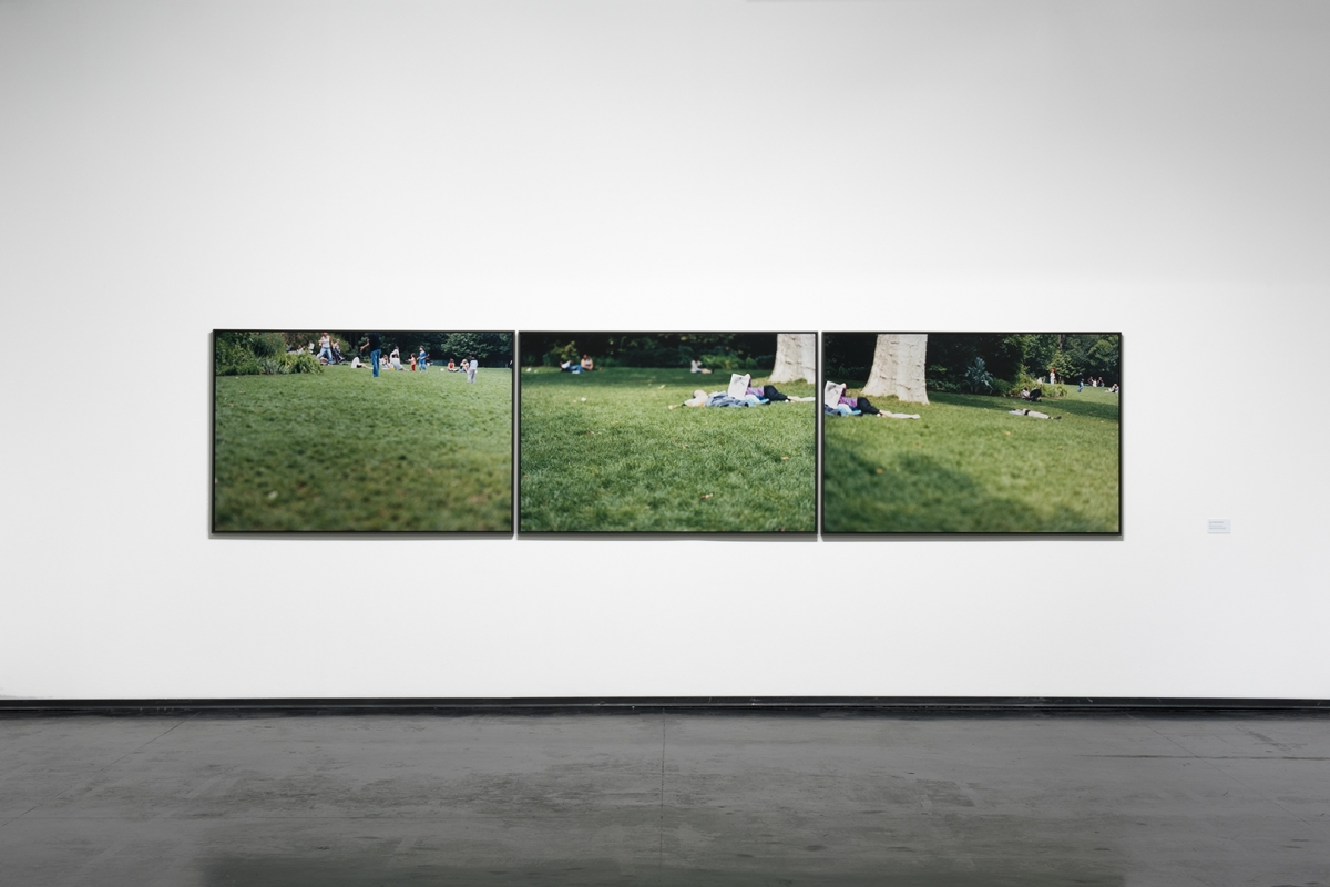 Marina Ballo Charmet. Sguardo terrestre, a cura di / curated by Stefano Chiodi, MACRO, Museo d'Arte Contemporanea Roma.