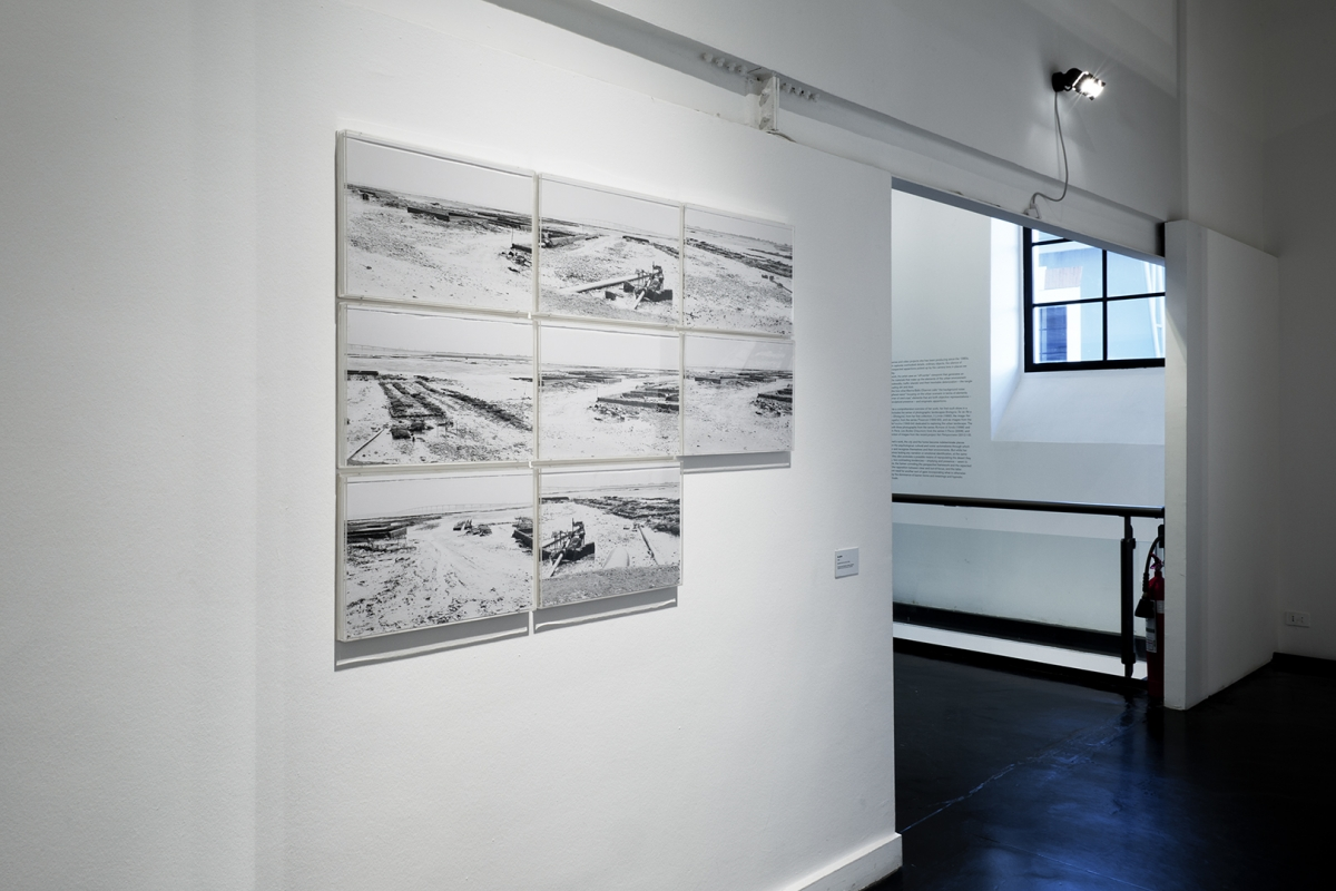 Marina Ballo Charmet. Sguardo terrestre, a cura di / curated by Stefano Chiodi, MACRO, Museo d'Arte Contemporanea Roma, 2013